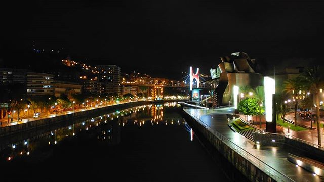 La noche de Bilbao